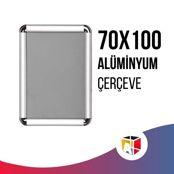 70x100cm Alüminyum Çerçeve