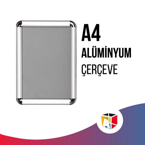 A4 Alüminyum Çerçeve