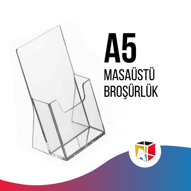 A5 Masaüstü Broşürlük