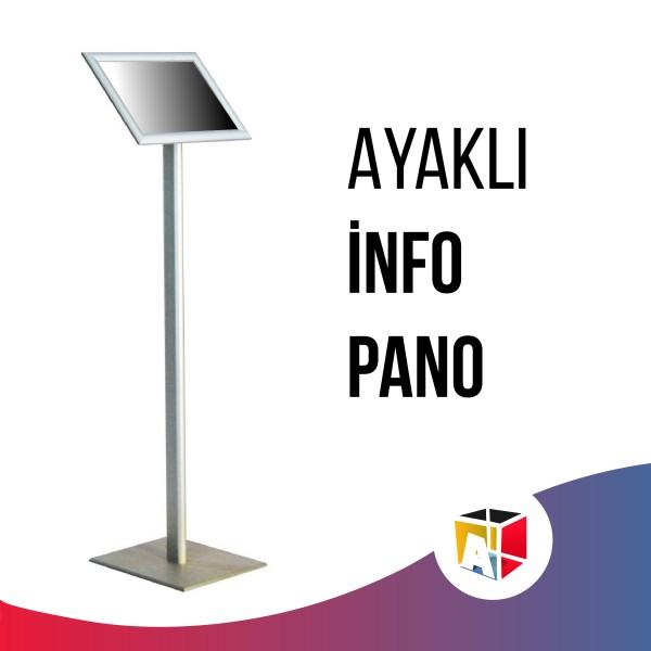 Ayaklı Info Pano