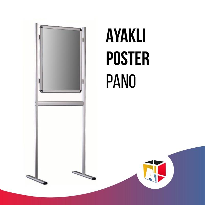 Ayaklı Poster Pano