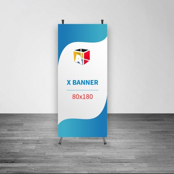 X-Banner 80x180cm